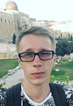 Alex - Escort gays Kiev 1