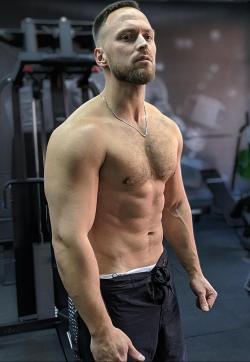 Evgeniy - Escort gays New York City 1