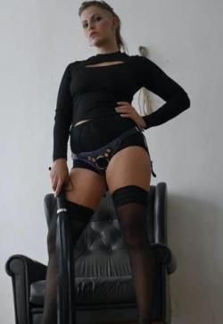 Carice Lecoq - Escort dominatrixes Vienna 1