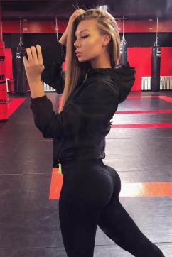 Ruslana GFF - Escort lady New York City 2
