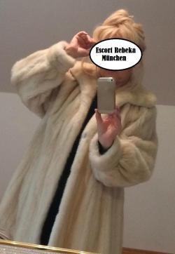 Rebekka - Escort ladies Kempten 1