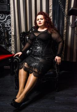 Christin - Escort dominatrix Hagen 1