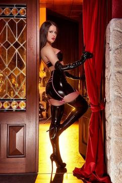 Lady Lana - Escort dominatrix Zurich 3