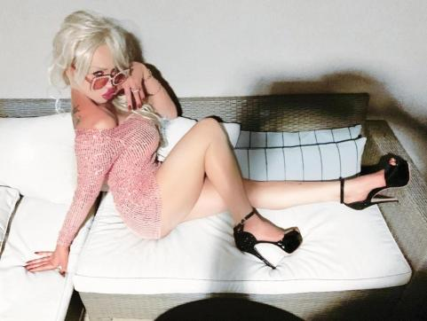 Madeleine GOLD - Escort lady Zurich 5