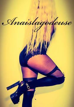 Anaislagodeuse - Escort dominatrixes Paris 1