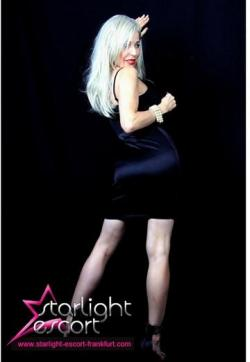 Nadine Starlight Escort