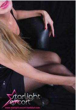 Sandra Starlight Escort