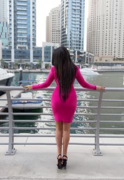 Emanuella Rossa - Escort lady Dubai 1