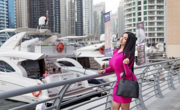 Emanuella Rossa - Escort lady Dubai 2
