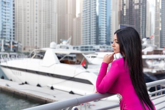 Emanuella Rossa - Escort lady Dubai 3