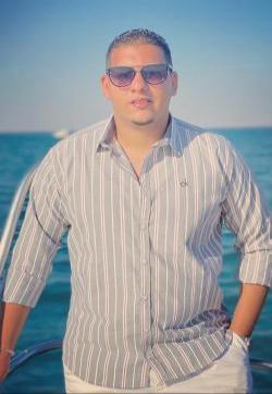 Alaa hesham - Escort mens Cairo 1