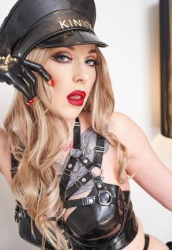 Lady Naomi Rouge - Escort dominatrix Munich 1