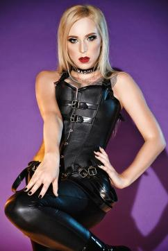 Lady Naomi Rouge - Escort dominatrix Munich 6