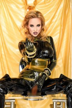 Lady Naomi Rouge - Escort dominatrix Munich 7