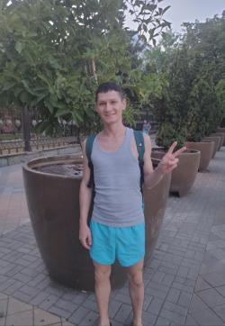 Andrew - Escort gay Jekaterinburg 1