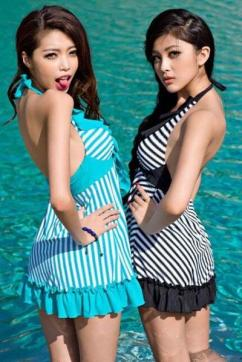 Candy and Pinky - Escort duo London 2