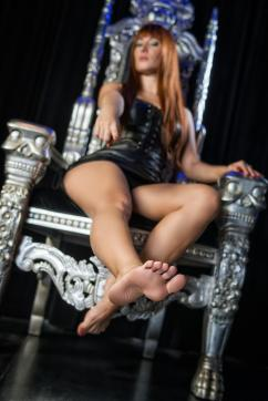 Domina Lucine Diaz - Escort dominatrix Uster 11