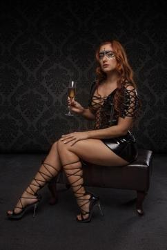 Domina Lucine Diaz - Escort dominatrix Zurich 12