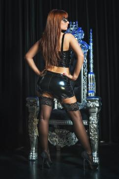 Domina Lucine Diaz - Escort dominatrix Zurich 4