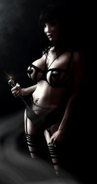 Baronessa di Rivera - Escort dominatrix Berlin 18