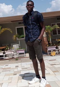Billy boy - Escort mens Kigali 1