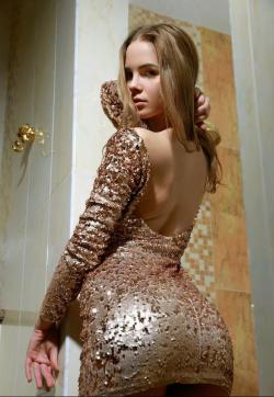 Nika - Escort ladies Moscow 1