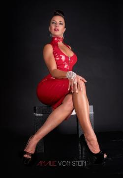 Amalie von Stein - Escort dominatrixes Los Angeles 1