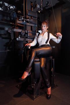 Amalie von Stein - Escort dominatrix Munich 8