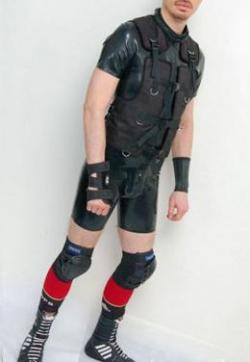 BadBilly - Escort gays Berlin 1