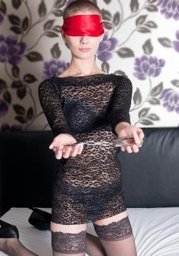 Submissive Alice - Escort bizarre lady London 3