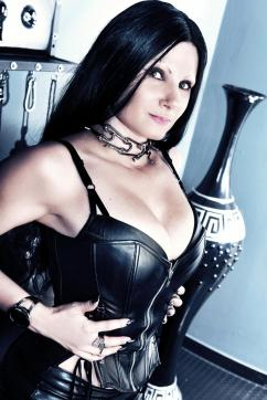 Lady Mia Darkana - Escort dominatrix Zurich 2