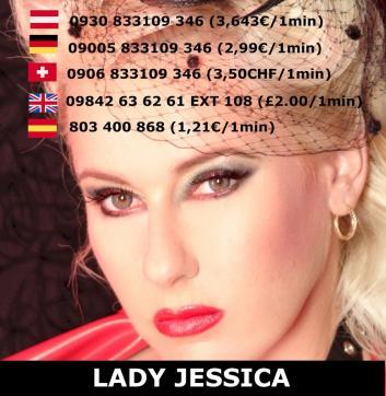 Domina Jessica - Escort dominatrix Maienfeld 18