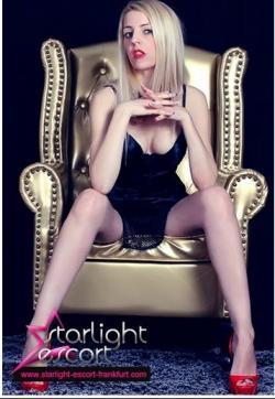 Denise Starlight Escort - Escort ladies Frankfurt 1