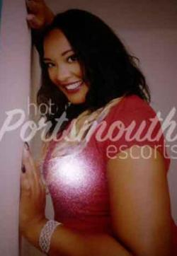 Ebony Rose - Escort ladies Portsmouth 1
