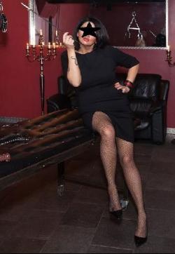 Mistress Agata de Montenegro - Escort dominatrixes Vienna 1