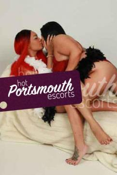 Laila and Ebony Rose - Escort lady Portsmouth 2
