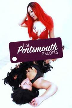 Laila and Ebony Rose - Escort lady Portsmouth 3