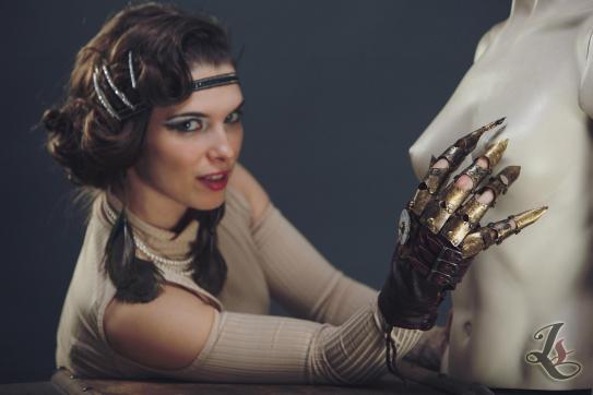 Lady Salome - Escort dominatrix Berlin 2