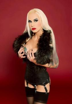 Bizarrlady Stella - Escort bizarre ladies Paris 1