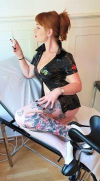 Lady Tinka - Escort dominatrix Wil SG 9