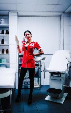 Frau Dr Miss Lucy - Escort bizarre lady Frankfurt 18