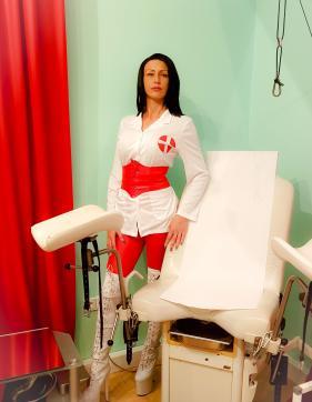 Frau Dr Miss Lucy - Escort bizarre lady Frankfurt 6