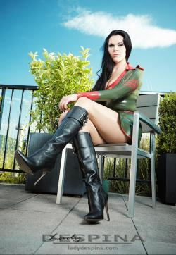 Lady Despina - Escort dominatrixes Glasgow 1