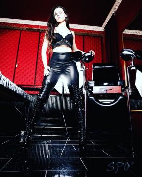 Lady Despina - Escort dominatrix Munich 11