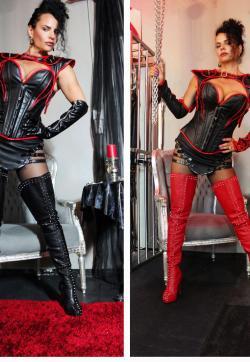 Fetischlady Alina Sommer - Escort dominatrix Cologne 1