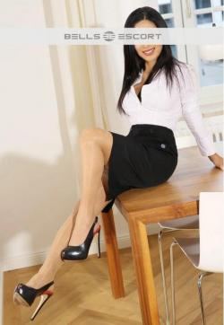 Feifei Wu - Escort ladies Frankfurt 1