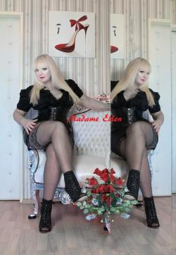 Madame Ellen - Escort dominatrixes Ostend 1