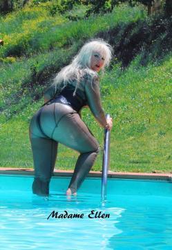 Madame Ellen - Escort dominatrix Lugano 2