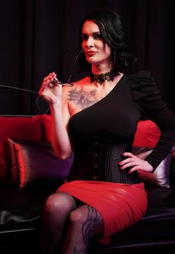 Lady Xenia - Escort dominatrix Vienna 1