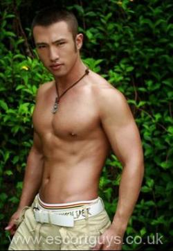 Jason Xu - Escort gays Peking 1